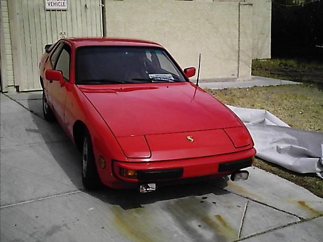 1978 - Porsche, 924