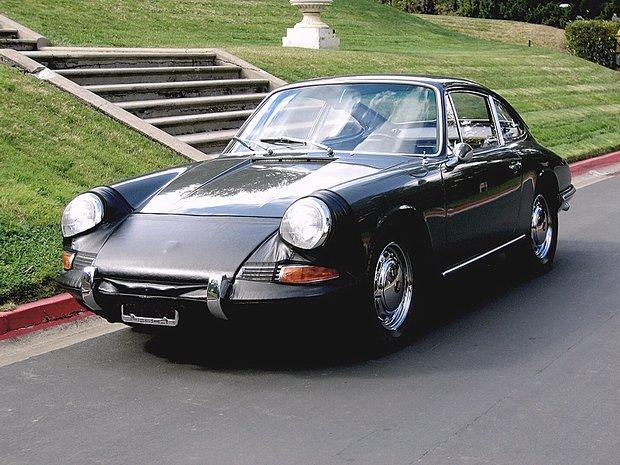 1967 - Porsche, 912 Karmann Coupe