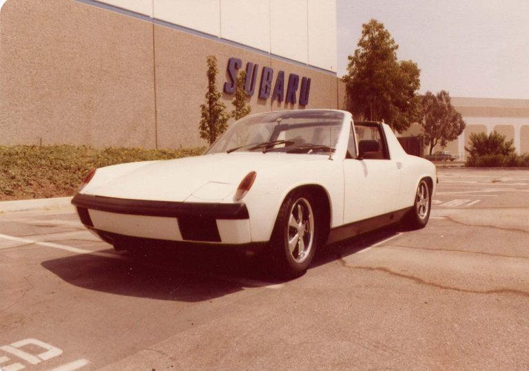 1971 - Porsche, 914-6