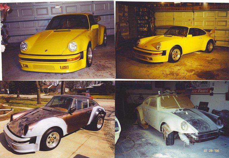 1977 - Porsche, 911