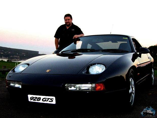 1995 - Porsche, 928 GTS