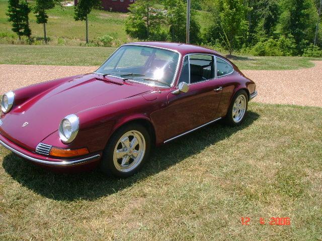 1969 - Porsche, 912