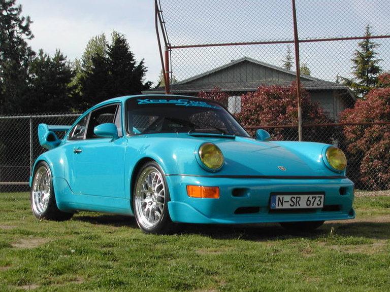 1977 - Porsche, 930 Turbo Carrera