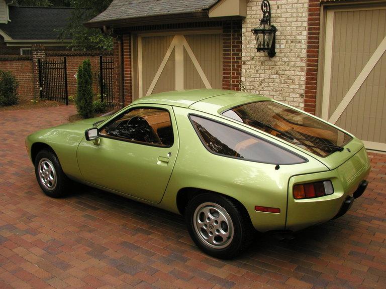 1978 - Porshce, 928