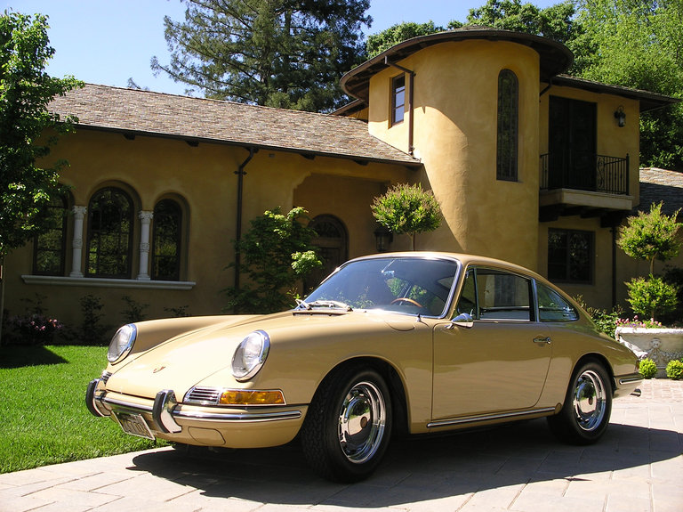 1967 - Porsche, 912 Coupe