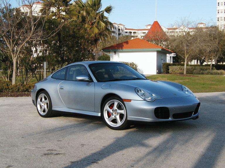 2002 - Porsche, Carrera 4S