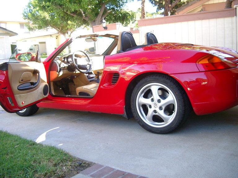 1999 - Porsche, Boxster