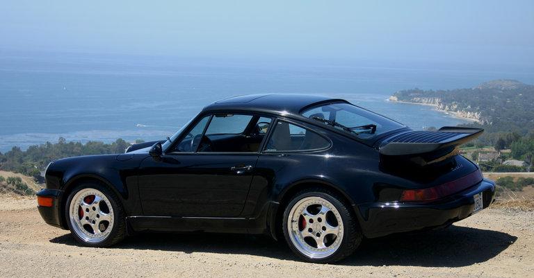 1994 - Porsche, 3.6 Turbo aka 964T or 965