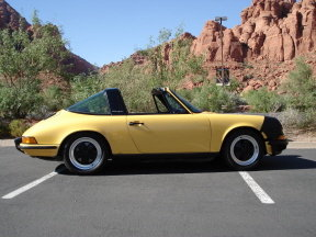 1973 - Porsche, 911-T Targa