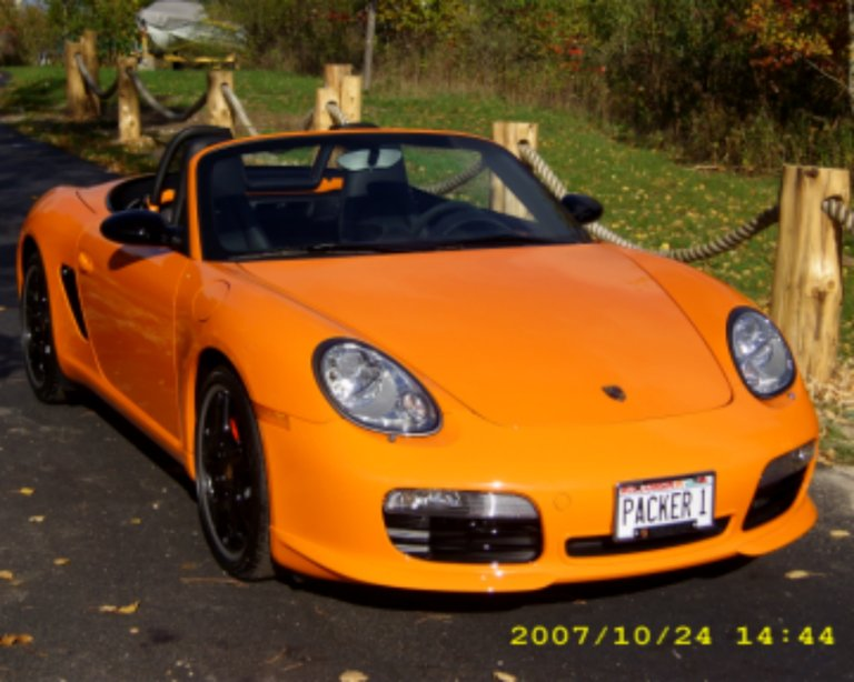 2009 - Porsche, Limited Edition (of 250) Boxster S