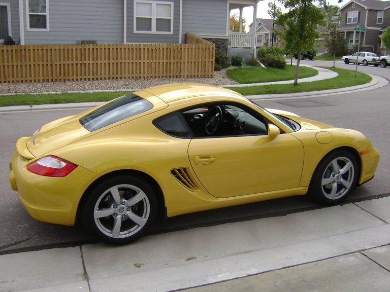2007 - Porsche, Cayman