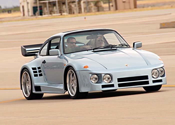 1982 - Porsche, 930
