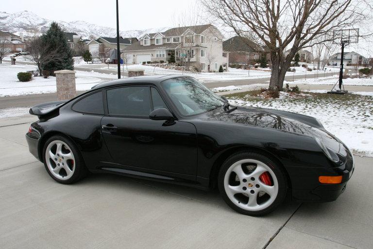 1996 - Porsche, 911 993 Twin Turbo