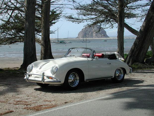 1959 - 356 Porsche, A Cabriolet