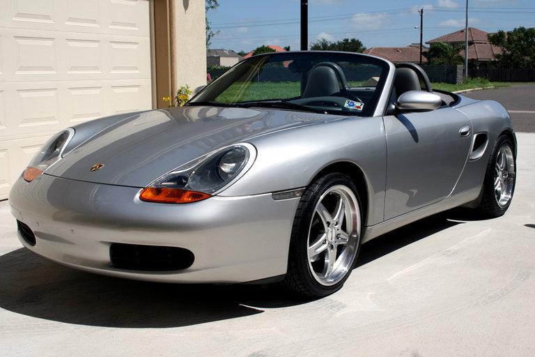 2002 - Porsche, Boxster
