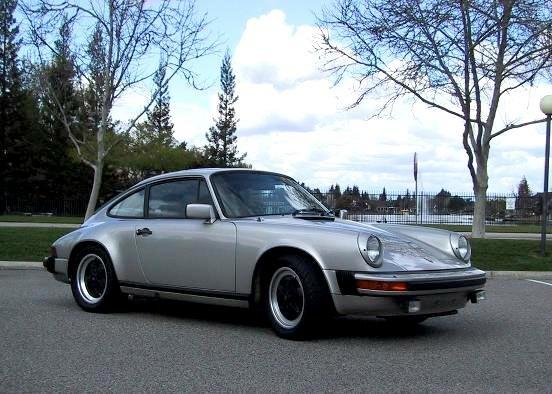 1983 - Porsche, 911SC