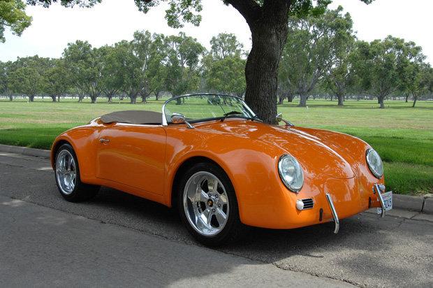 1957 - Porsche, Widebody Speedster replica