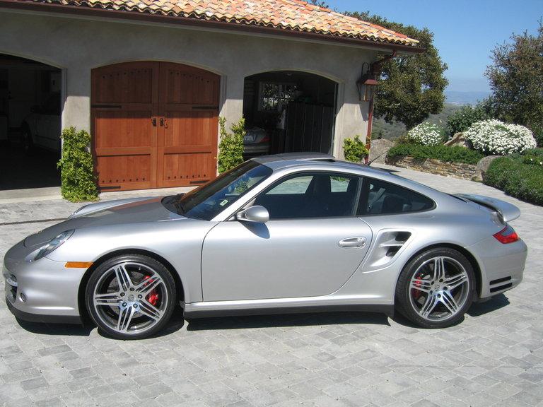 2007 - Porsche, Twin Turbo