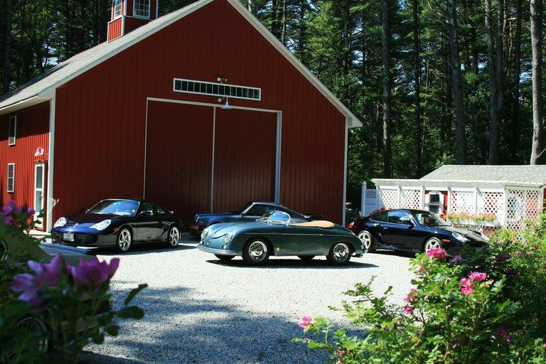 1988 - Porsche, 2004 C4S, 1988 911 Turbo, Vintage Speedster, Twin Turbo