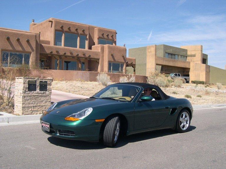 2002 - Porsche, Boxster S