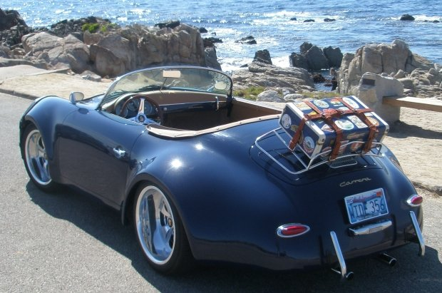 1957 - Porsche, Speedster Widebody Replica
