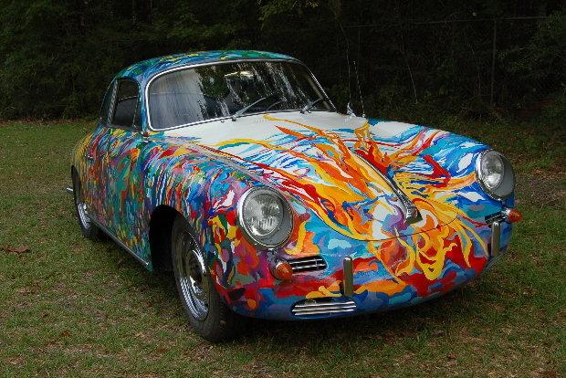 1965 - Porsche, 356 C Coupe