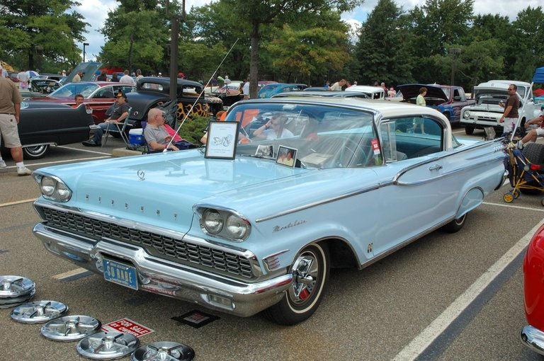 1959 - Mercury, Montclair