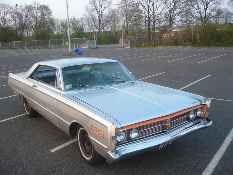 1966 - Mercury, Montclair 2 dr cpe