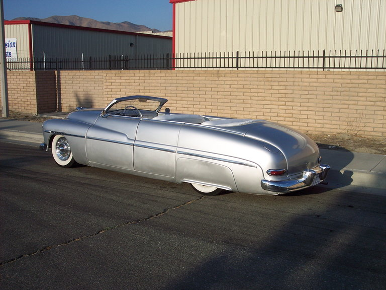 1950 - Mercury, California Cut Custom