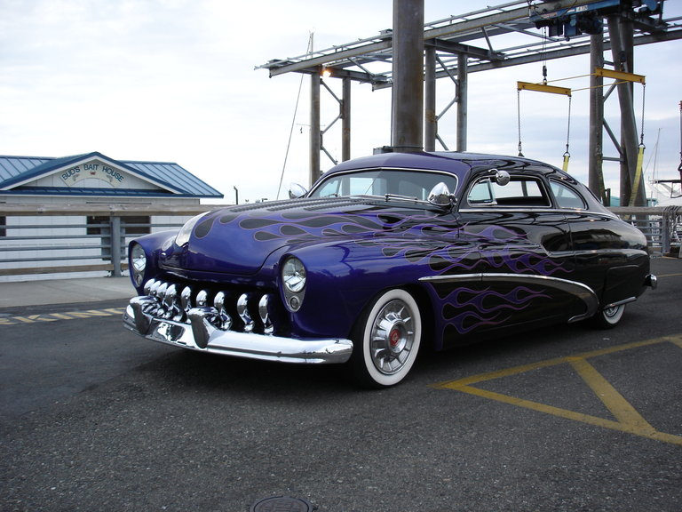 1950 - Mercury, 2 door Sport Coupe