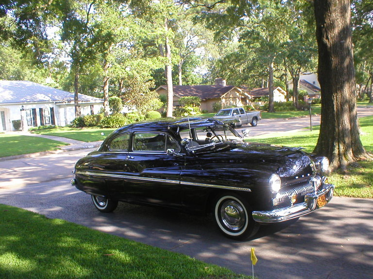 1949 - Mercury, Club Coupe
