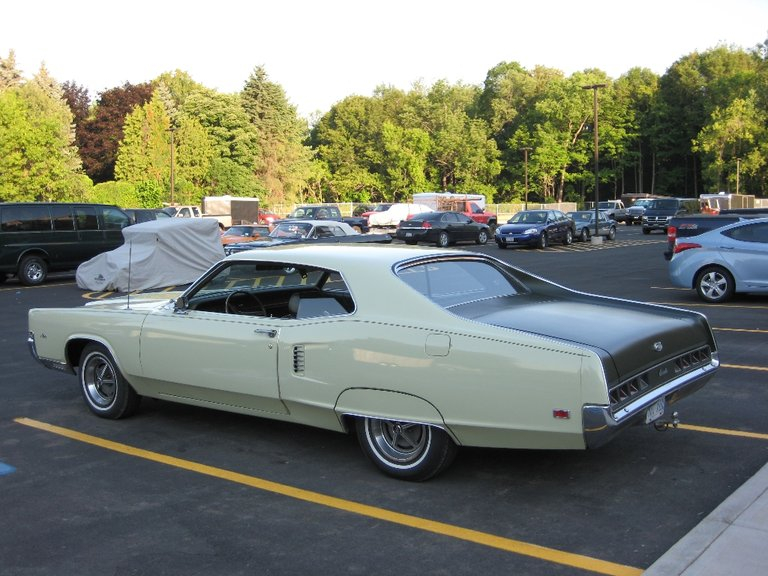 1969 - Mercury - Select...