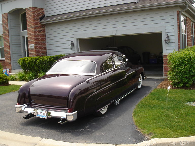 1951 - Mercury, 2 Dr Lead Sled