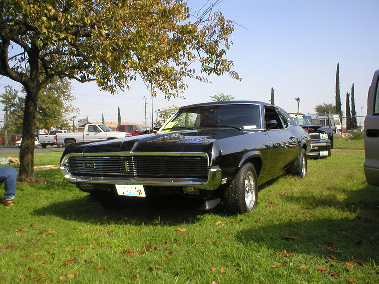 1969 - Mercury, Cougar XR7