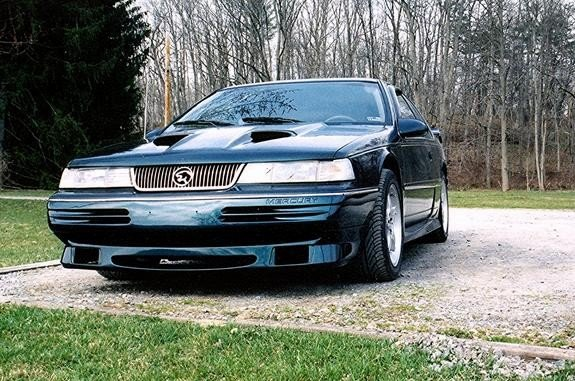 1992 - Mercury, Cougar - 25th Anniversary Edition