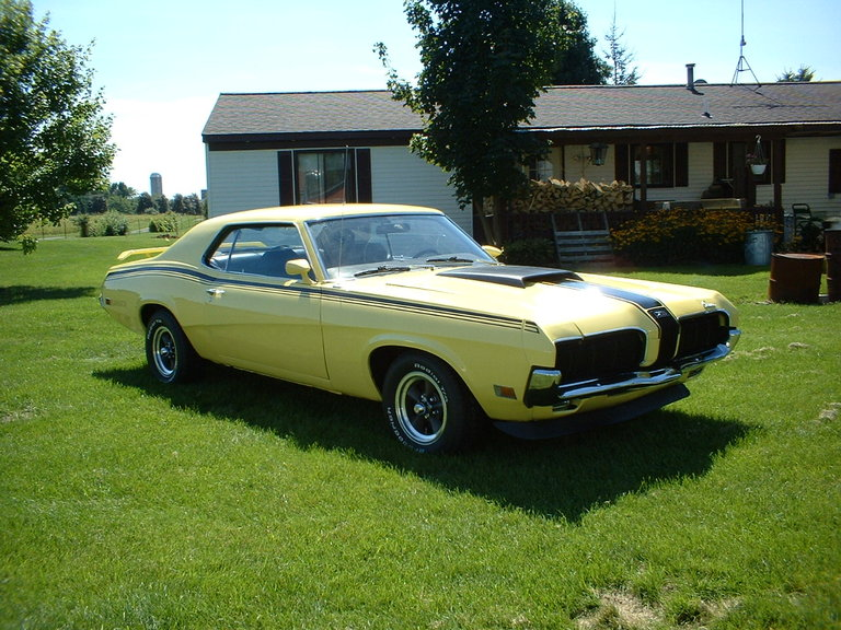 1970 - Mercury, Cougar Eliminator