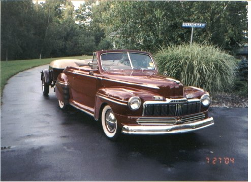 1947 - Mercury, convertible