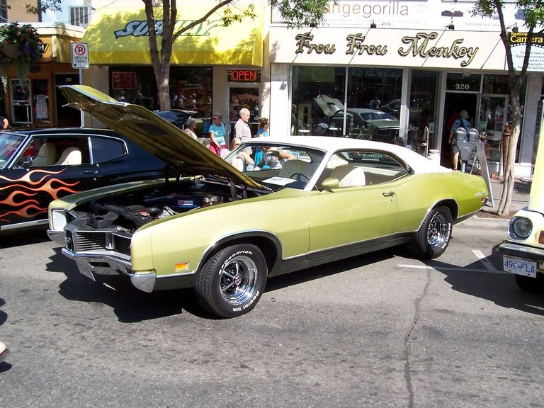1970 - Mercury, Cyclone GT