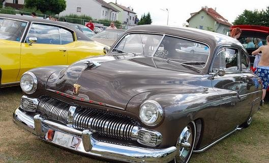 1950 - Mercury, Coupe