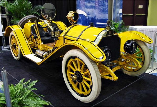 1913 - Mercer, Raceabout Model J-35
