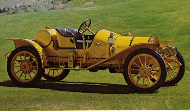 1910 - Mercer, Model 30 Speedster