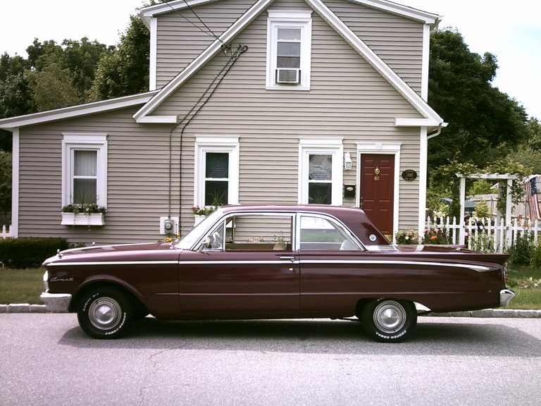 1962 - Mercury, Comet S-22 Coupe