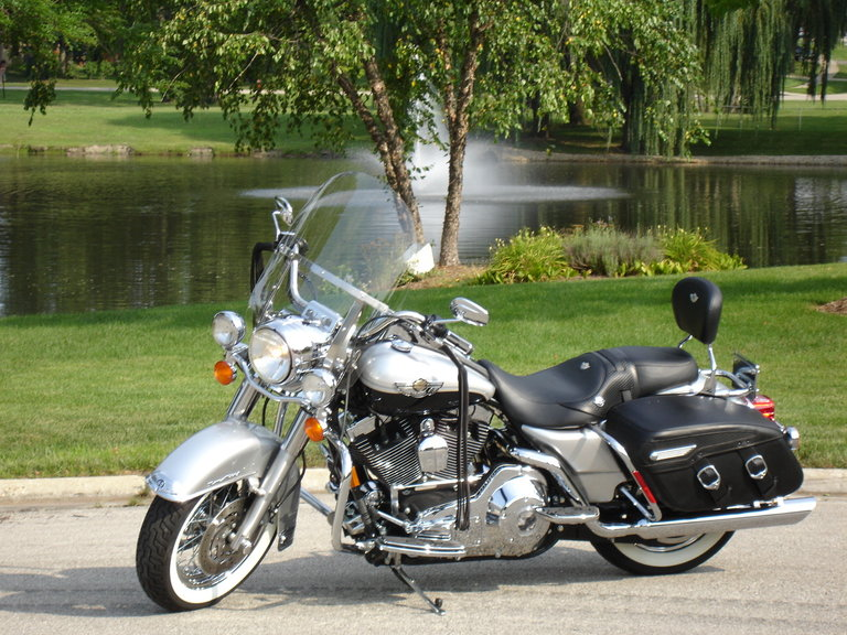 2003 - HARLEY DAVIDSON, ROAD KING CLASSIC