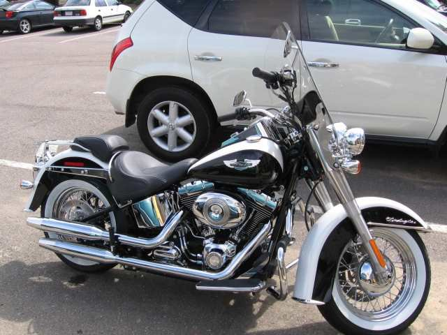 2007 - Harley Davidson, Softail, Deluxe