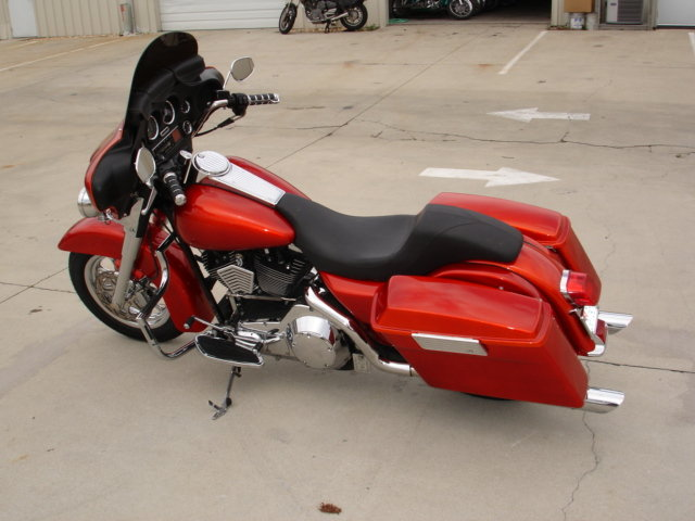 2004 - Harley-Davidson, FLHTC/ Electra Glide Classic