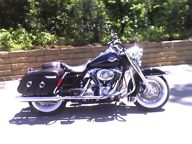 2008 - Harley-Davidson, Road King Classic