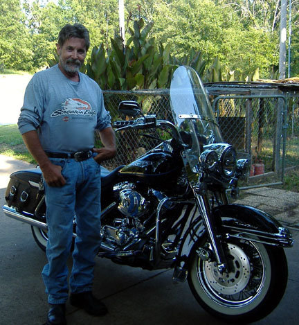 1999 - Harley Davidson, Road King Classic