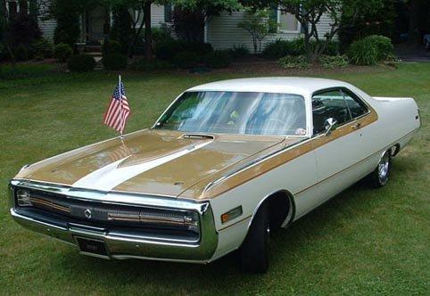 1970 - Chrysler, 300 Hurst Edition
