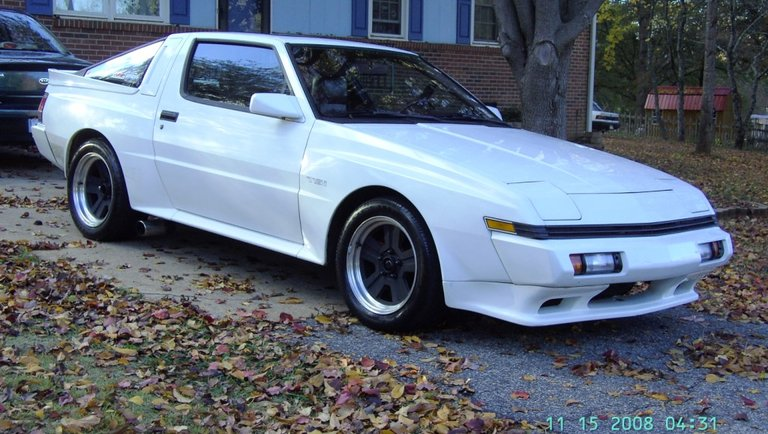 1987 - Chrysler, Conquest Tsi