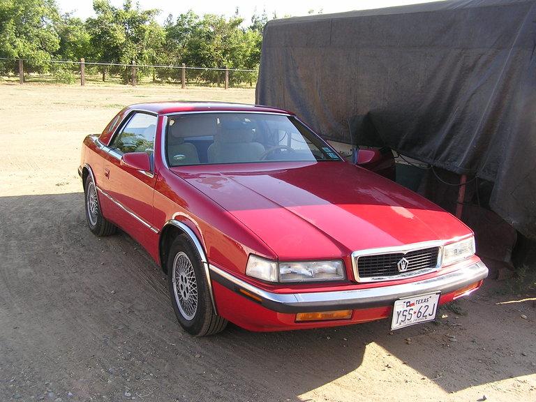 1989 - Chrysler, TC by Masarati